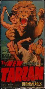 Watch The New Adventures of Tarzan Putlocker